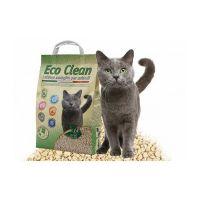 Posip za mačke Cat Litter Eco Clean 6l