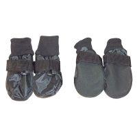Cipelice za pse Crne