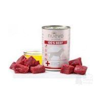 Nuevo Sensitive konzerva za pse Monoprotein Govedina 400 g