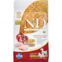 N&D Low Grain Light Mini Piletina i Nar 2,5 kg