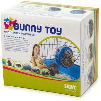 Savic Bunny toy kugla za seno za zeca