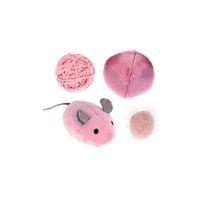 Igračka za mačke Roze Mix