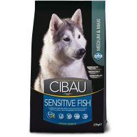 CIBAU Sensitive Adult Medium i Maxi Riba