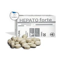 VetaPro HEPATOFORTE 30 tableta